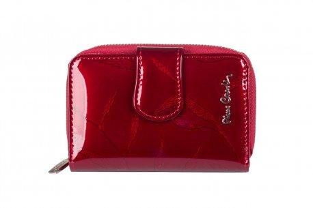 Mały skórzany portfel Pierre Cardin portmonetka PC115
