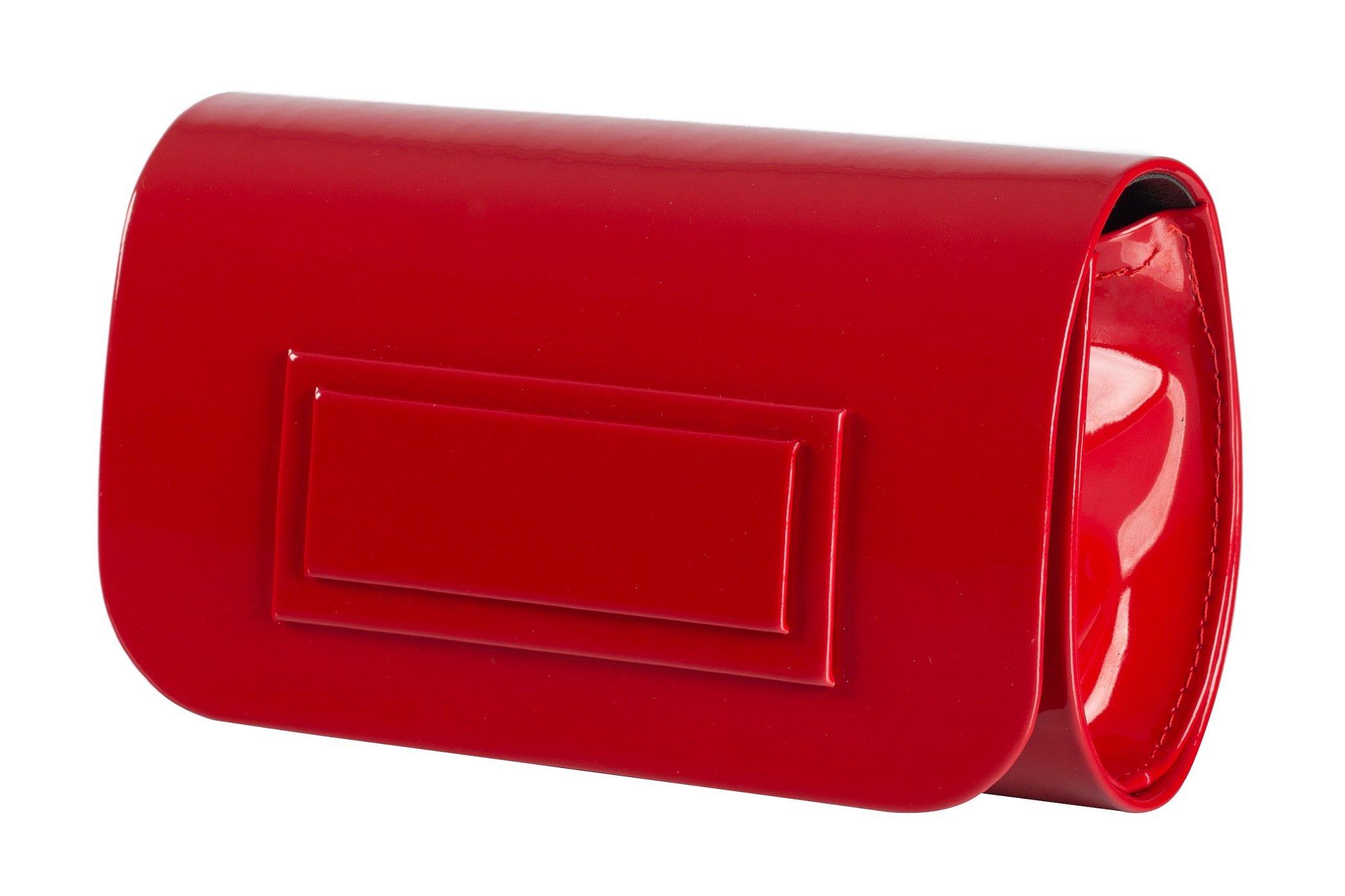 czerwony lakier