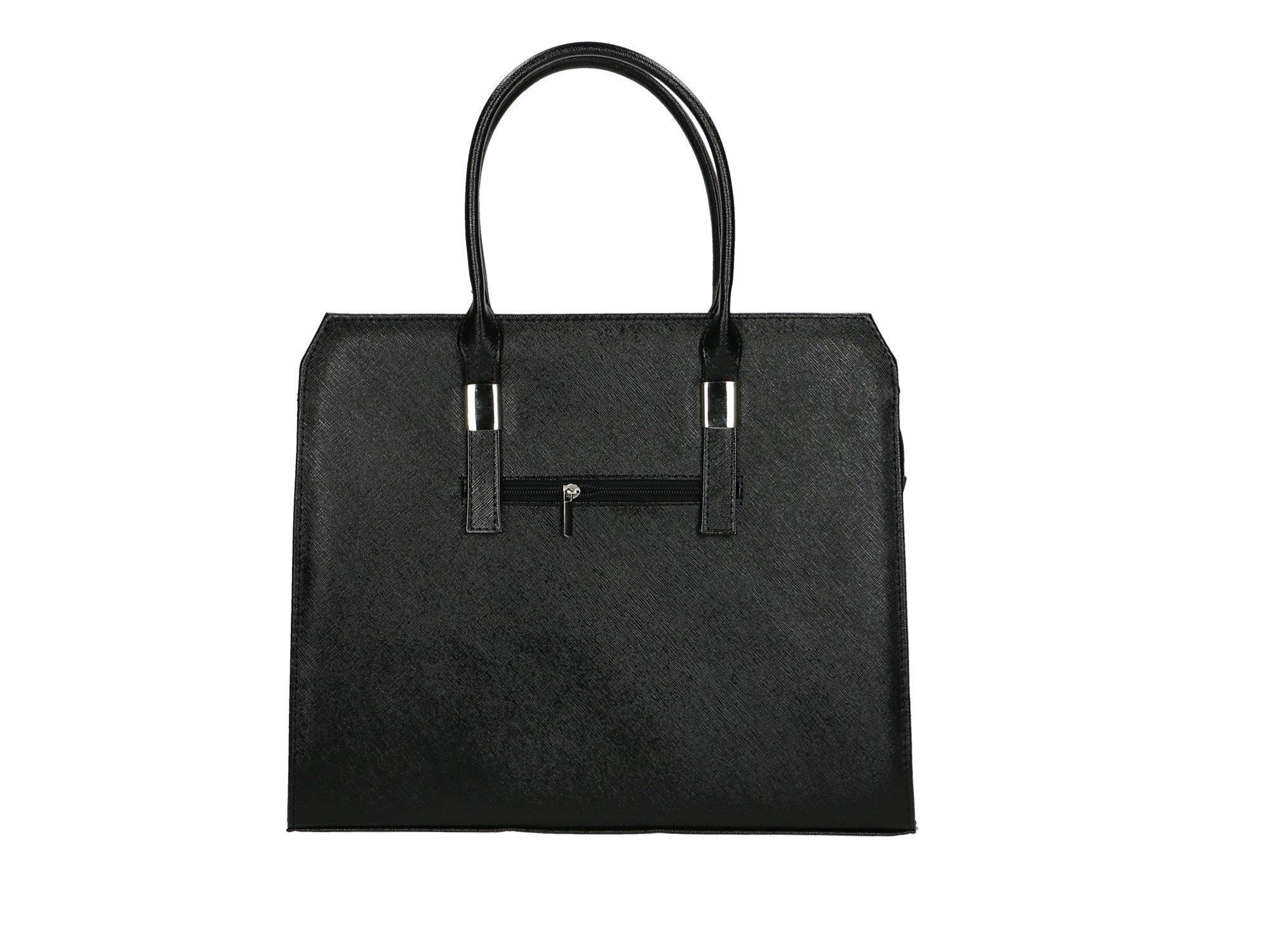 4bd23f5435155 Damska torebka miejska XL, teczka aktówka Safiano, cena - sklep | MB ...