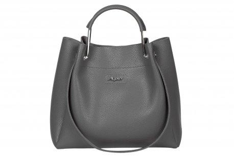 Torebka damska kuferek A4 shopper bag