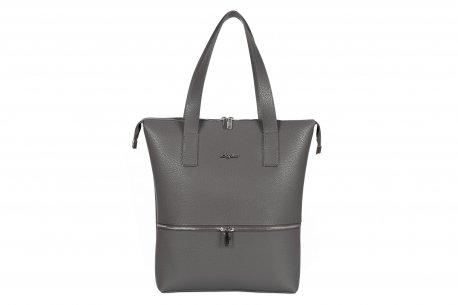 Klasyczna torebka damska shopper worek