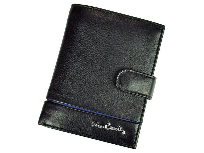 0d571c029601f Skórzany męski portfel Pierre Cardin SAHARA TILAK15 331A RFID ...