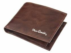 Skórzany męski portfel Pierre Cardin
