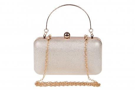 klasyczna wizytowa torebka damska kopertówka puzderko bigiel