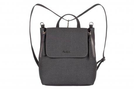 Uniwersalna torebka damska plecak listonoszka 2 w 1