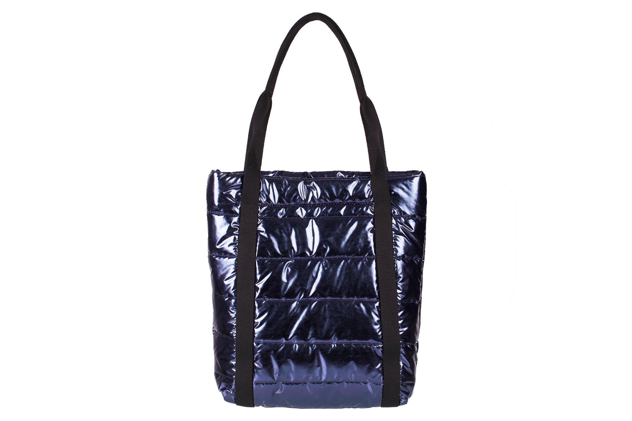 bf7109eeb3b74 ... Pojemna torebka damska na zakupy eko pikowana ...