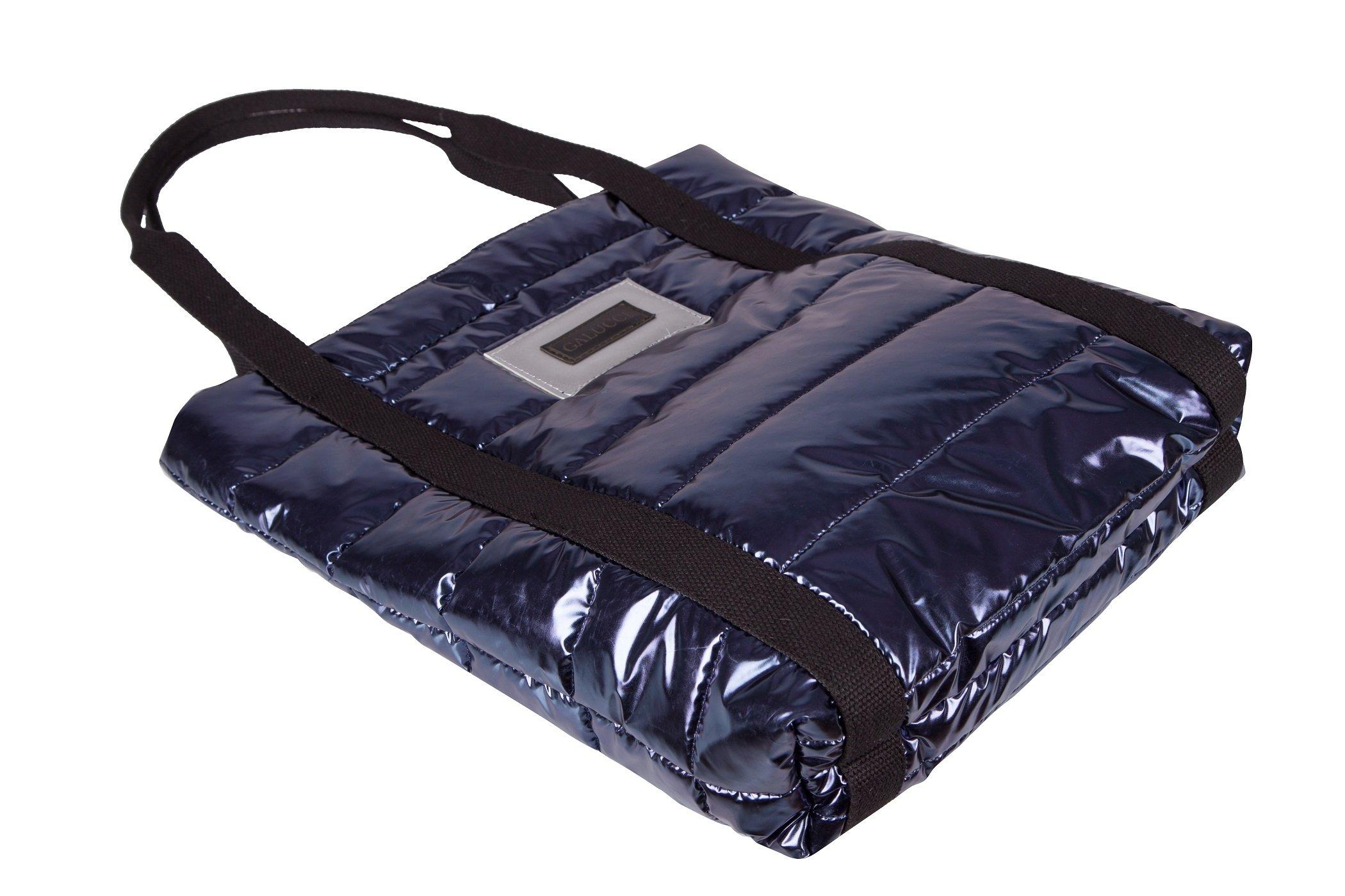 19ea89fe52d02 ... Pojemna torebka damska na zakupy eko pikowana ...