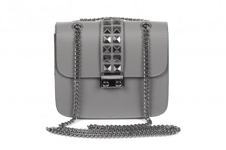 335e2f922afea Torebka mini kuferek vera pelle z łańcuszkiem - MB CLASSIC BAG