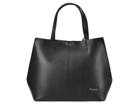 Włoska torebka damska vera pelle A4 shopper bag