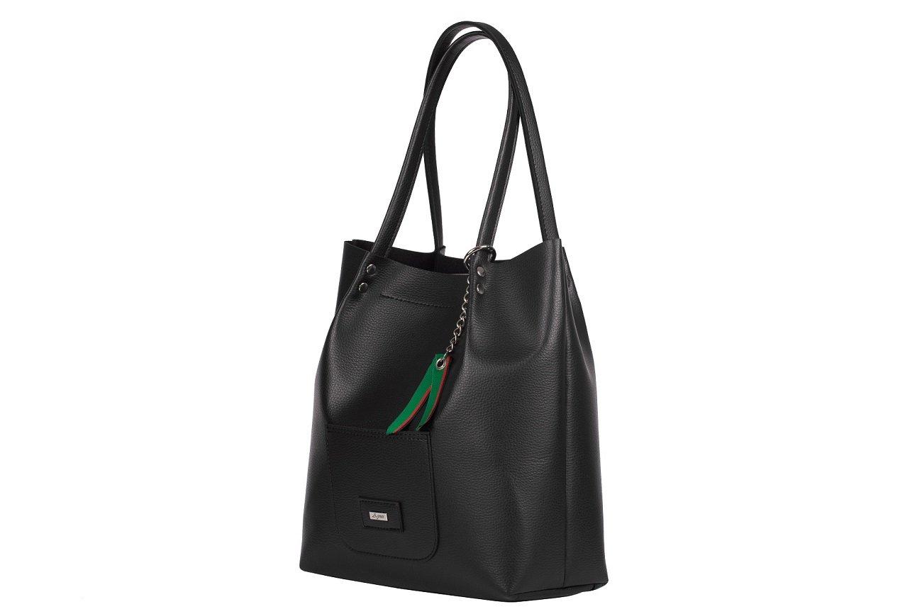 ac5696c41b8fa Pojemna torebka damska shopper bag - MB CLASSIC BAG