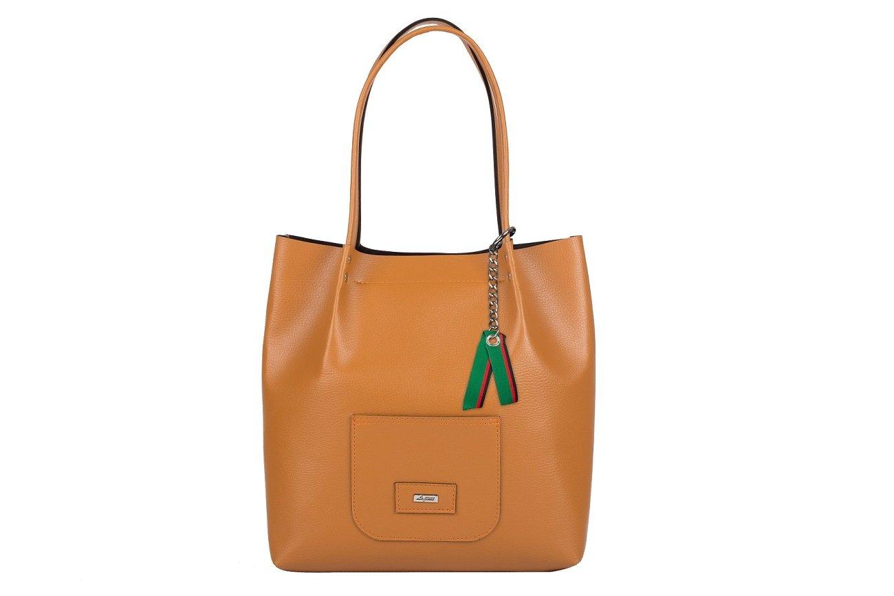 3d484be05e70a Pojemna torebka damska shopper bag - MB CLASSIC BAG