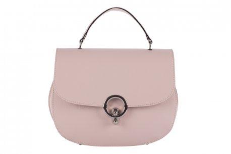 Klasyczna torebka listonoszka kuferek do ręki na ramię