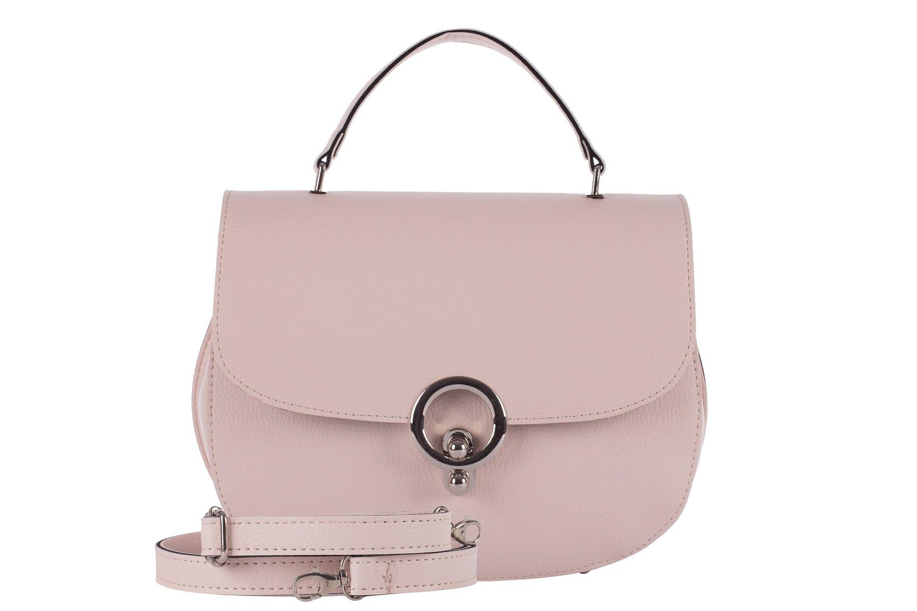 55ee41cdc3fa1 Klasyczna torebka listonoszka kuferek do ręki na ramię - MB CLASSIC BAG