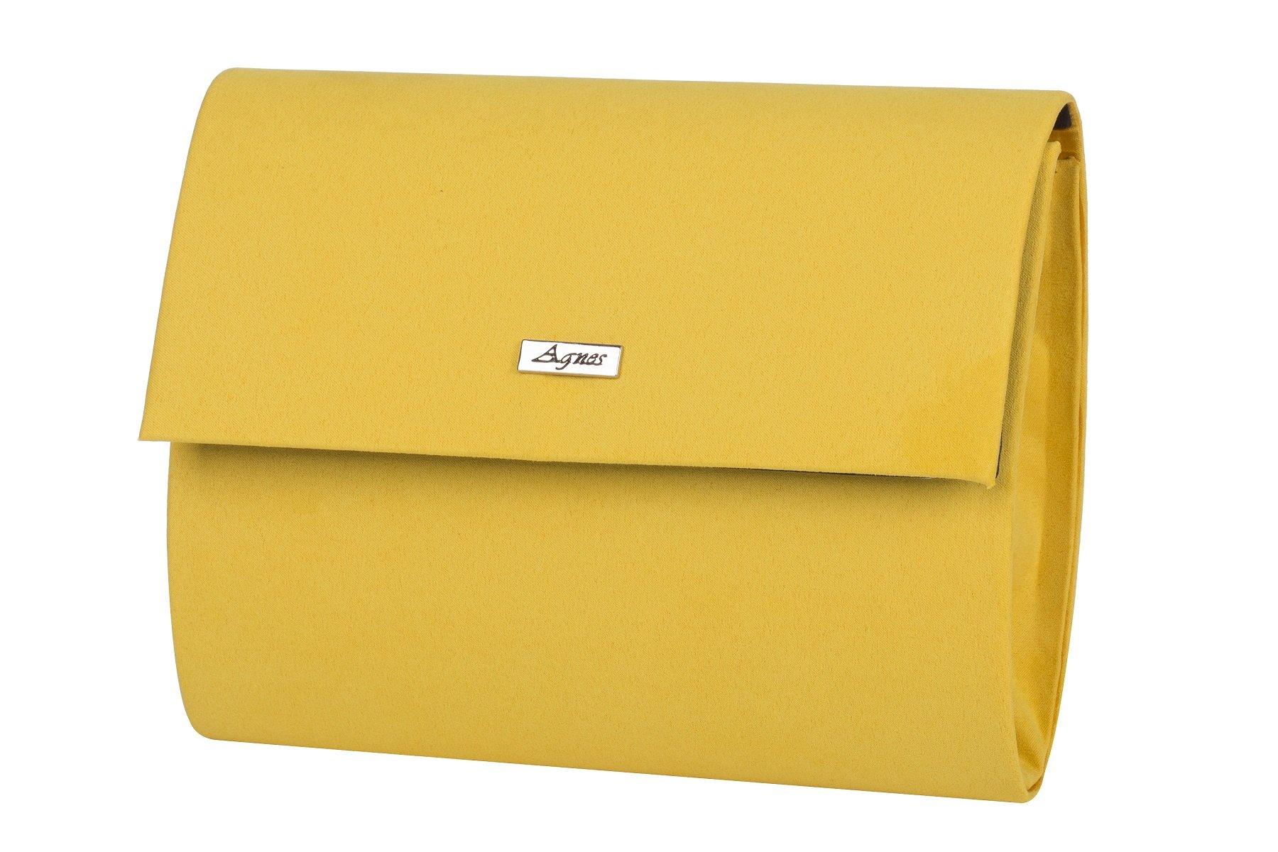 7d35a4ec7a194 Torebka damska wizytowa zamszowa kopertówka koperta - MB CLASSIC BAG