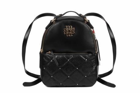 Elegancki plecak plecaczek MONNARI czarny