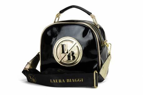 Laura Biaggi torebka kuferek listonoszka