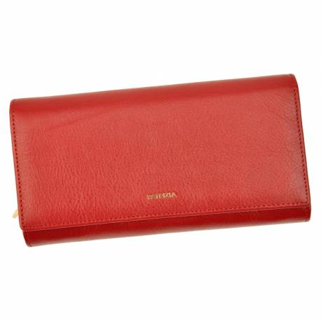 Skórzany portfel damski Patrizia PIu