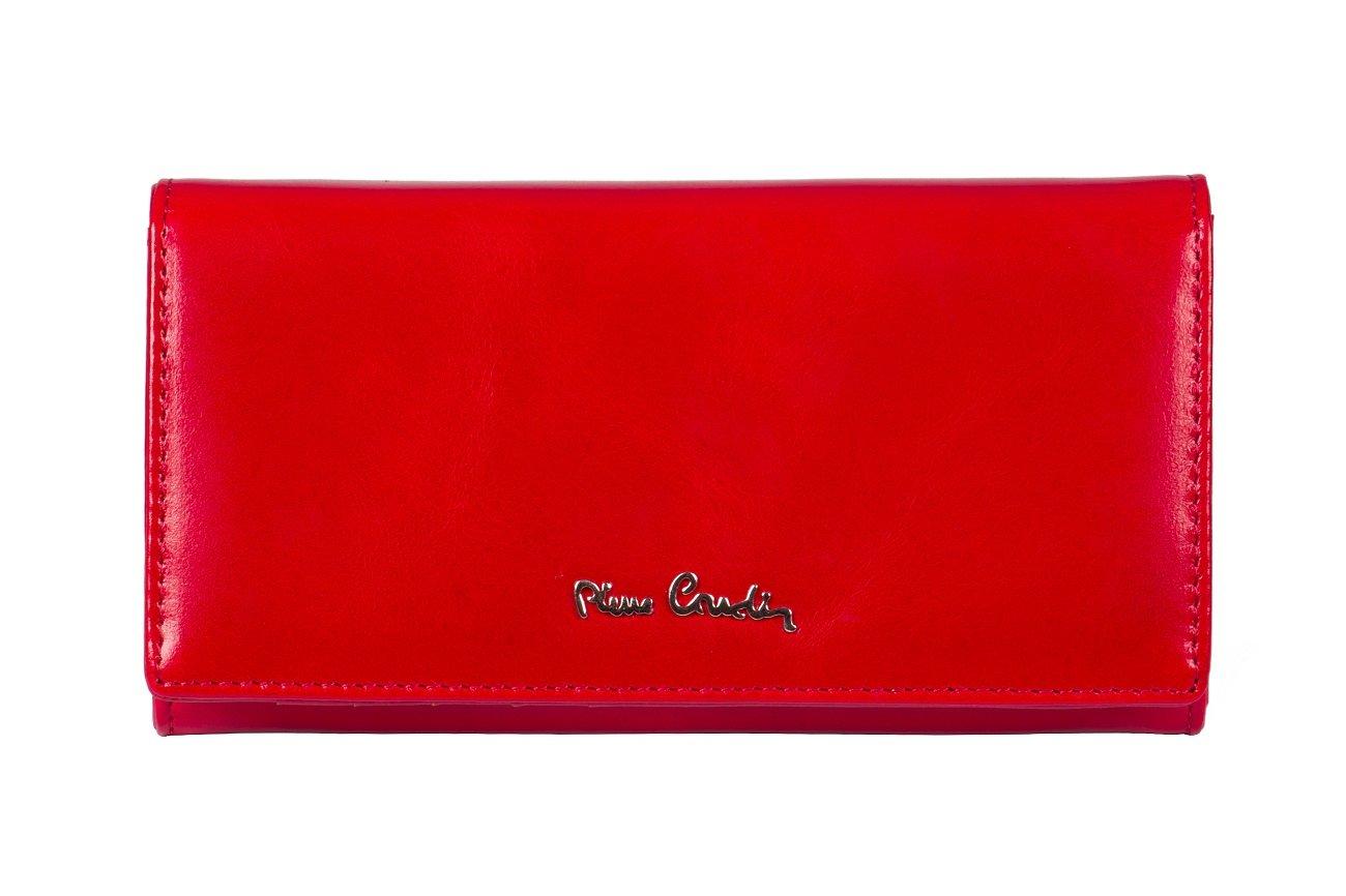 czerwony matowy